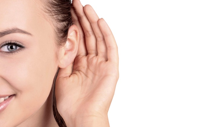 Advanced Hearing Aid Centers - Santa Ana: Hearing Exam or Hearing Aid Repair with Six Months of Batteries at Advanced Hearing Aid Centers (Up to 74% Off)