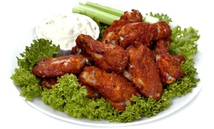 Malachi's Gospel Cafe: $7 for $12 Worth of Chicken Wings — Malachi's Gospel Cafe