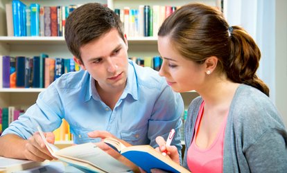 image for One, Two, or Four One-on-One, One-Hour <strong>Tutoring</strong> Sessions at The <strong>Tutoring</strong> Company (Up to 51% Off)