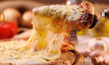 Pizza alla carta con Prosecco a 23,90€euro
