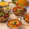 Repas indien pour 2 personnes