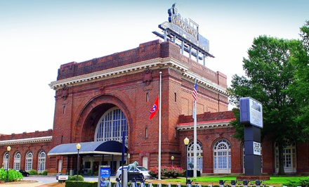 Stay at Chattanooga Choo Choo Hotel in Chattanooga, TN, with Dates into December