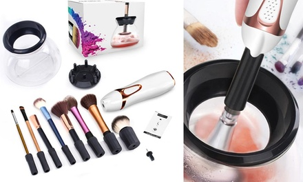 Silk Skin Makeup Brush Cleaner: One ($24.95) or Two ($44.95) (Dont Pay up to $258)