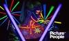 Neon-Fotoshooting inkl. Bildern