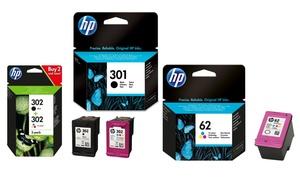 Cartouches d'encre de Hewlett Packard