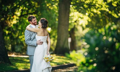 Wedding Package with Exclusive Hotel Hire for 60 Daytime and 60 Evening Guests at Regency Hotel Gatwick (44% Off)