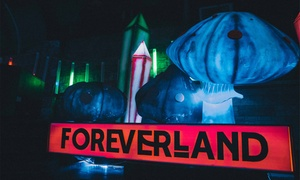 Foreverland Club Nights.: Foreverland Club Nights, One or Two VIP Tickets, 16 February - 21 April, Seven Locations (Up to 42% Off)