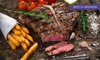 220 g Rumpsteak pro Person inkl. Beilage nach Wahl und Salat für 2 Personen im Körri Speisekontor (31% sparen*)