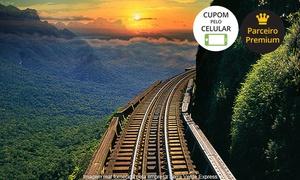 Serra Verde Express: Serra Verde Express: passeio de trem com pôr do sol turístico para 1 pessoa