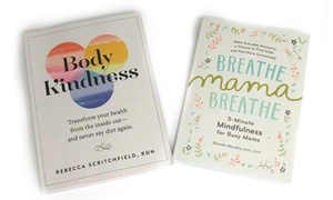 Body Kindness and Breathe, Mama, Breathe Book for Moms (1- or 2-Pk.)