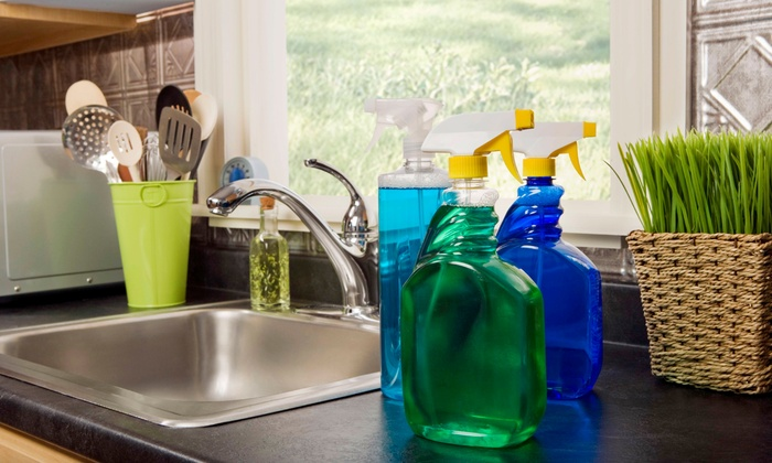 Greener Cleaner Homes, LLC - Willow Spring: One or Three Housecleaning Sessions from Greener Cleaner Homes, LLC (Up to 54% Off)