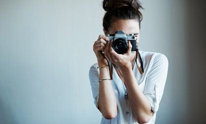 image for Online Diploma in Photography from Live Online Academy (95% Off)