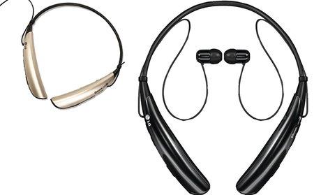 LG Tone Pro HBS-750 Bluetooth Wireless Earbuds