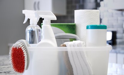 One, Two, or Three House-Cleaning Sessions at B & J Cleaning Service (Up to 54% Off)