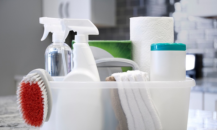 Exec: Two-, 2.5-, Three-, or Four-Hour Housecleaning Session from Exec (Up to 44% Off)