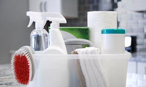 Dust Out Cleaning: Two-, Four-, or Six-Hour Housecleaning Session at Dust Out Cleaning (Up to 61% Off)