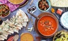 Masala Wok - Multiple Locations: $13 for $20 Worth of Indian and Asian Fusion Cuisine at Masala Wok