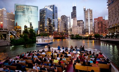 Up to 22% Off Architecture Cruise with Shoreline Sightseeing