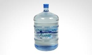 Aizpun: Desde $99 por dispensador de agua + 2 o 4 bidones + delivery en Aizpun