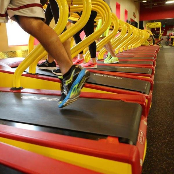 Retro Fitness In Rockaway Retro Fitness Groupon