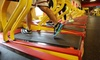Up to 78% Off Gym Membership at Retro Fitness