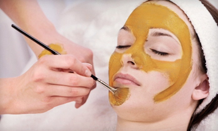 Belladerma Wellness Spa - Brewerton: Purely Pumpkin Facial with Option for Mango-Sugar Foot Scrub and Foot Massage at Belladerma Wellness Spa (Up to 60% Off)