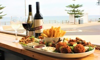 Six-Item Platter plus Wine for Two ($39) or Four People ($75) at Nine 50 Restaurant And Bar (Up to $158 Value)