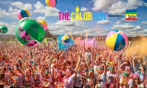 The Color Run - Canberra: The Color Run™ - presented by Sportsgirl: 5K Race Entry for $50 (Plus Booking Fee), 12 February, Commonwealth Park