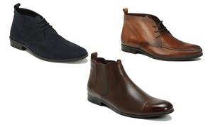 Enzo Ricci Shoes: Bottines, chaussures en cuir pour homme...Bon d'achat de 5 € donnant droit à 50% de remise sur le site Enzo Ricci Shoes