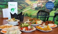 Two-Course Dinner for Two ($29), Four ($58) or Eight ($116) at Plate Up - Thai, Lao and Vietnamese (Up to $246.40 Value)