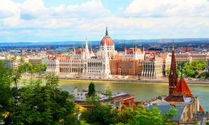 ✈Berlin, Prague, Vienna and Budapest: 8-Day European Escape