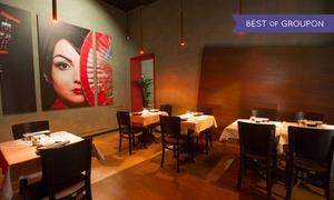 Me Geisha: Menu giapponese con zuppa, tartare di salmone, tempura e sushi set al ristorante Me Geisha (sconto 60%)