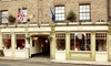 The Christopher - Windsor and Maidenhead: Windsor: Standard Double Room for Two with Breakfast, Bubbly and Optional Dinner at The Christopher