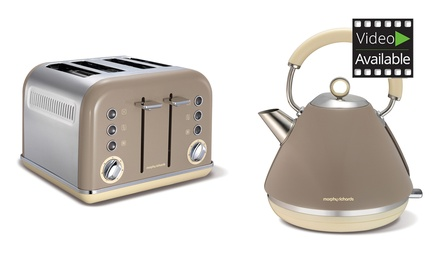 Morphy Richards Kettle Toaster Groupon Goods