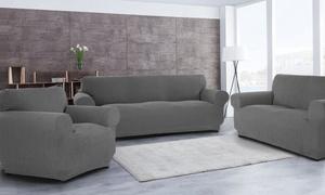 Housse de canapé super stretch