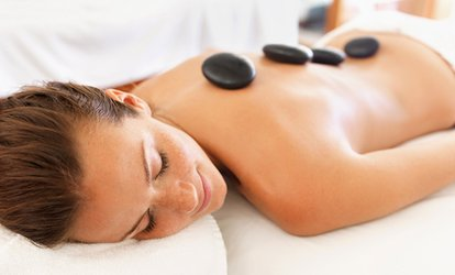image for One-Hour Hot Stone Massage at Neo Beauty (57% Off)