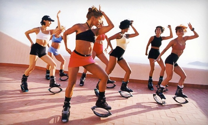Kangoo Club Toronto - Downtown Toronto: Three or Six Kangoo Jump Exercise Classes at Kangoo Club Toronto (Up to 77% Off)