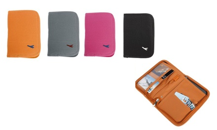 One, Two, Three or Four Passport and Document Organisers