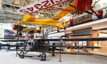58% Off at College Park Aviation Museum