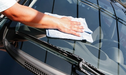 Complete Interior and Exterior Detail at Bohemia Hand Wash (Up to 55% Off). Two Options Available.
