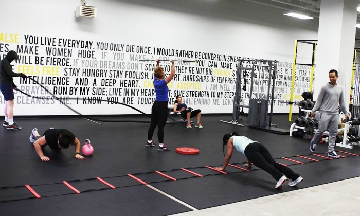 23seven Performance & Conditioning Studio - South Surrey: 10 Boot-Camp and Strength Training Classes at 23seven Performance & Conditioning Studio (86% Off)