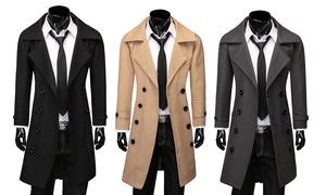 Manteau long Frederick pour homme