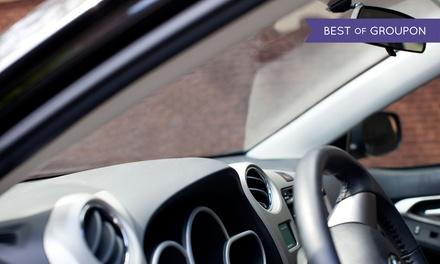 Pkw-Ozonbehandlung im Innenraum inkl. Nano-Versiegelung, opt. auch Reinigung, bei Autokosmetik Expro (bis 72% sparen*)
