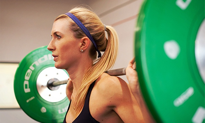 CrossFit Doctrine - Irvine Business Complex: 10 or 20 Classes at CrossFit Doctrine (Up to 81% Off)