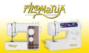 Filomania: Macchina per cucire Brother, modello J17 o KID144 con Filomania. Valido in 22 sedi o con spedizione a casa