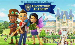 $0 for Two-Month Subscription to Adventure Academy