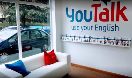 1 o 3 meses de clases de inglés para niños o adultos con matrícula desde 29,95 € en YouTalk Madrid