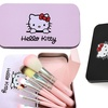 Hello Kitty Make-Up Brush Set