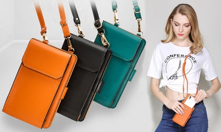 $19.95 for a Small Cross Body Bag for Smartphone