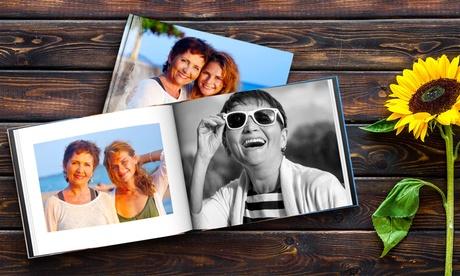 Instagram Fotobuch im A5-Format mit 30 oder 50 Seiten von Printerpix